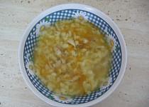 Zavářka (drobení) do polévky