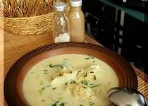 Jáhlové knedlíčky do polévky