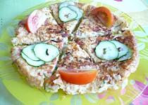 Rýžová omeleta