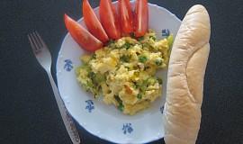Španělská míchaná vejce