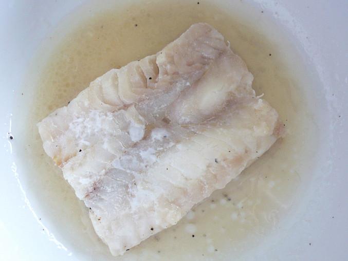 Zapékané rybí filé