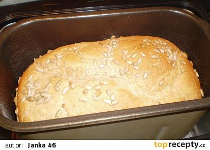Chleba s ovesnymi vločkami II.