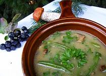 Falešná račí polévka (z ryzců)