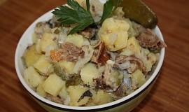 Herinkový salát