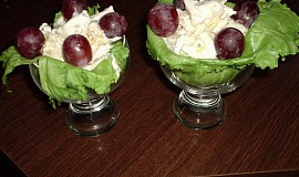 Letní kuřecí salát