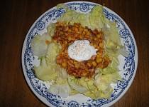 Mexický kuřecí salát