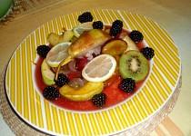 Ovocný dezert