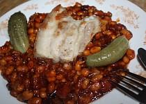 Pečené fazole