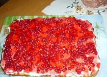 Skvělý rybízový koláč
