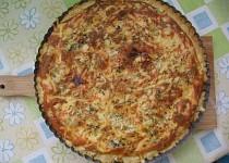 Slaný koláč po italsku