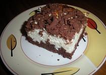 Strouhaný koláč na plech