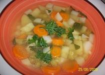 Zeleninová polívečka na rychlo