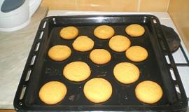 Arašídové keksy  (sušenky) - dodal Džango