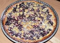 Jeřabinový koláč