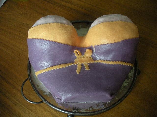 Můj první dortík s marcipánem