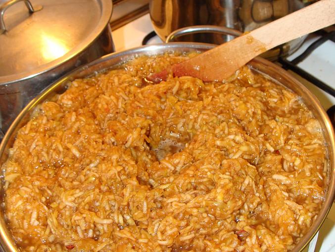 Na začátku vaření