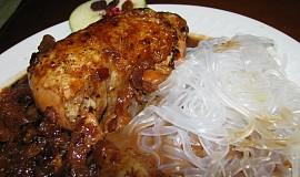 Thajské medové kuře