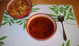 Tortillová polévka