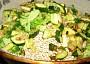 pohanka s brokolicí a cuketou