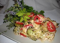 Zapékaná zeleninová směs / dietni