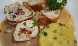 Bačovská kuřecí roládka