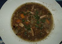 Jelítková polévka II.