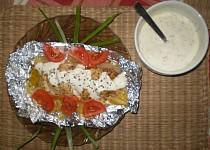 Kuře schřestem valobalu / dietni