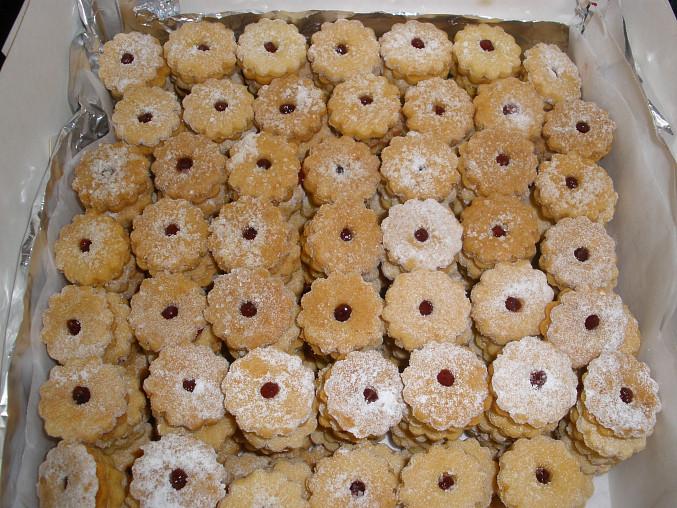 Linecké cukroví
