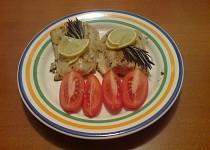 Losos s rozmarýnem / dietni