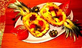 Plněný ananas