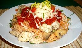 Slavnostní špagety
