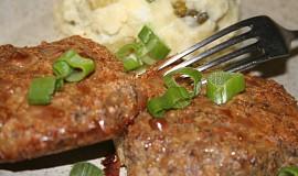 Šlehané bifteky