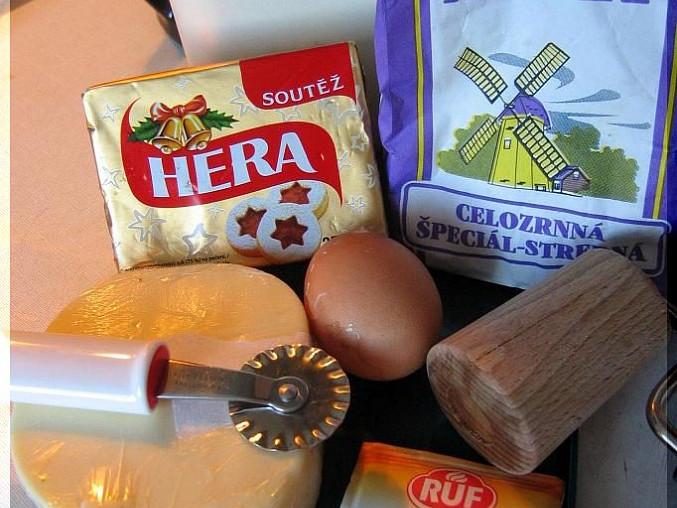 Sýrové placičky - kdykoliv i na vánoce