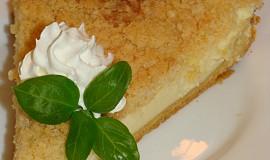 Tvarohový koláč s drobenkou