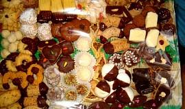 Vánoční pečení 2008