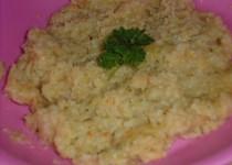 """Zeleninové rizoto """"pro nejmenší"""""""