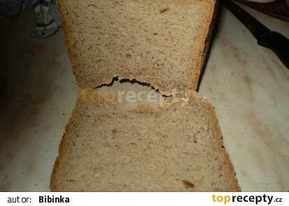 Cibulovo-česnekový chléb