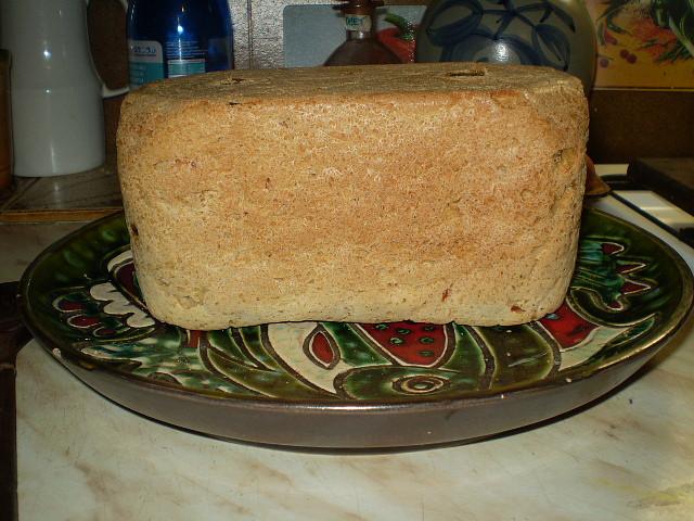 Cibulovo-česnekový chléb, Cibulovo-česnekový chléb