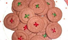 Kakaové knoflíky