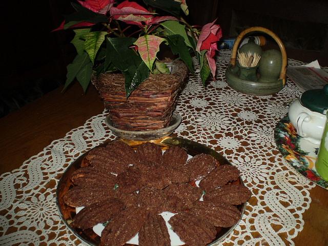 Kakaové pracny, kakaové pracny