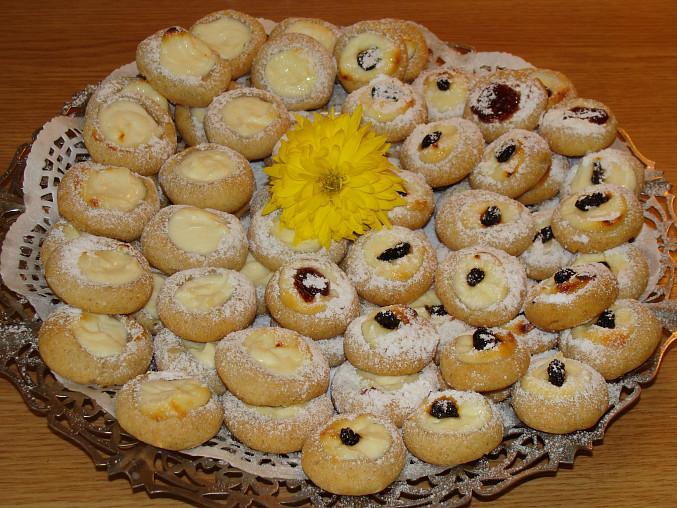 Grahamovo-pšeničné celozrnné koláčky