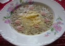 Moje čočková polévka