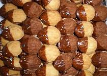 Ořechy mini - cukroví