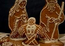 Perníkový (mini)Betlém