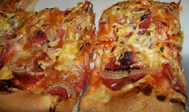 Pizza- tenká jako list