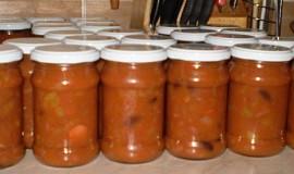 Trenčiansky párek s fazoli