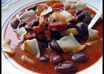 Zimní fazolačka  maďarská
