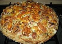 Cibuláč - cibulový koláč