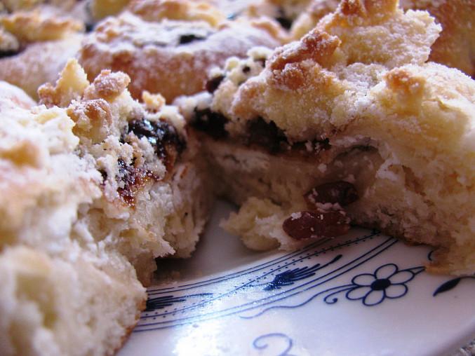 Prajzské koláče - nekynuté