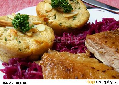 Přílohové muffiny